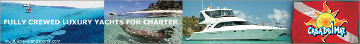 Casa del Mar Luxury Charters