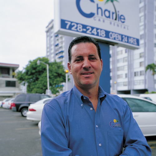 Charlie Car Rental