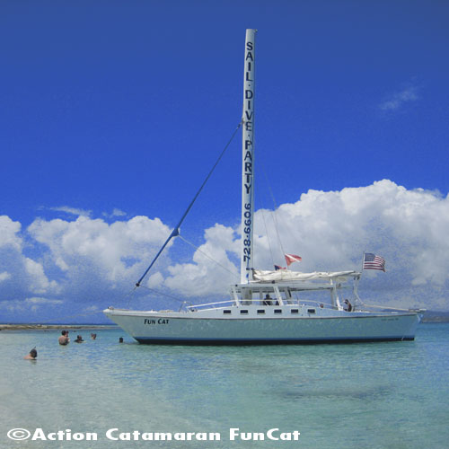 Action Catamaran Funcat