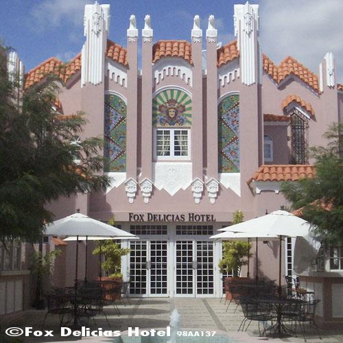 Hotel Fox Delicias