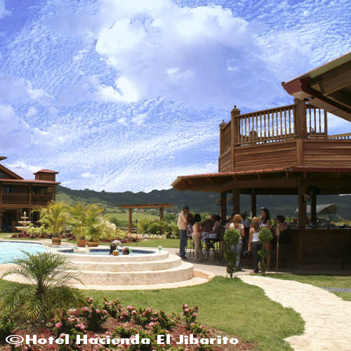 Hotel Hacienda El Jibarito