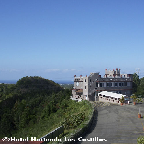 Hotel Hacienda Los Castillos