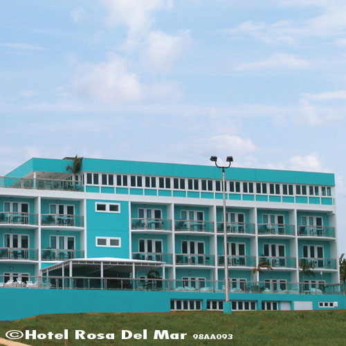 Hotel Rosa Del Mar