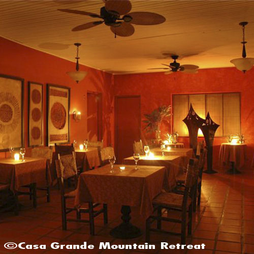 Casa Grande Cafe