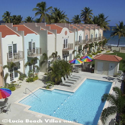 Lucia Beach Villas