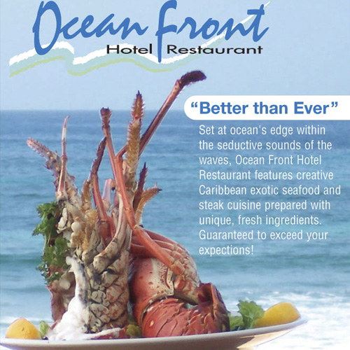 Ocean Front Restaurant