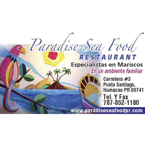 Paradise Seafood