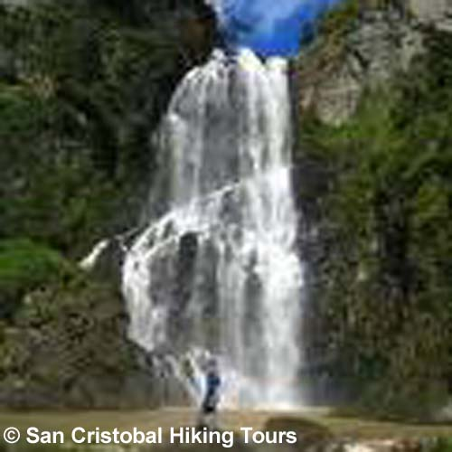 San Cristobal Hiking Tour/Vaca Brava Zipline Adventure