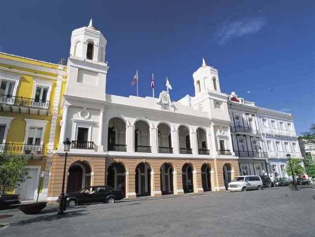 Casa del Ayuntamiento-Casa Alcaldia