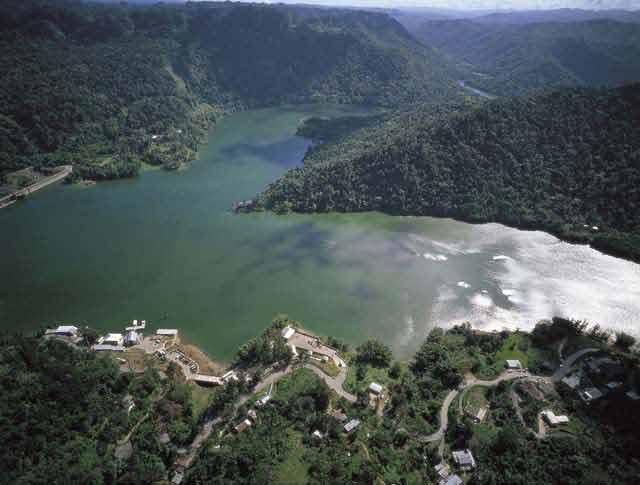 Lago Dos Bocas