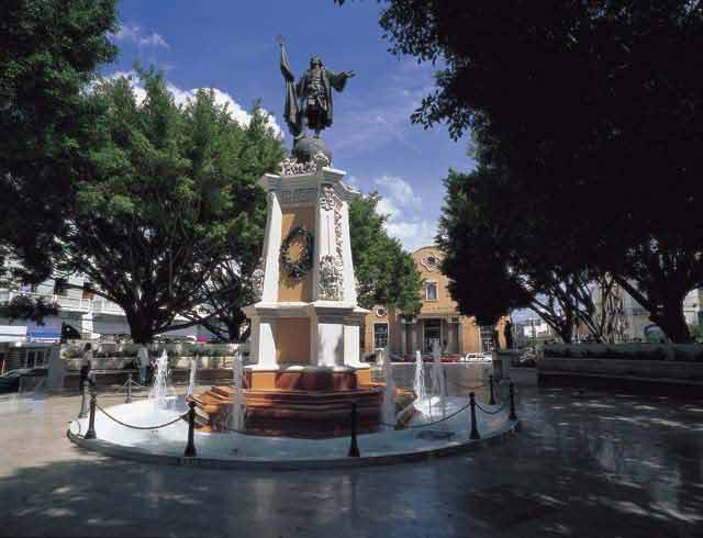 Plaza de Recreo Colon