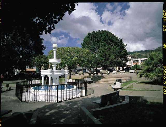 Plaza de Recreo Aristides Moll Boscana