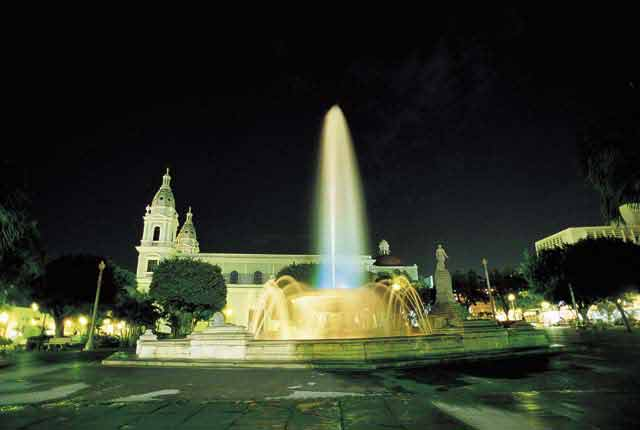 Plaza de las Delicias