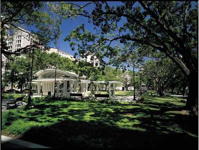 Parque Antonia Quinones