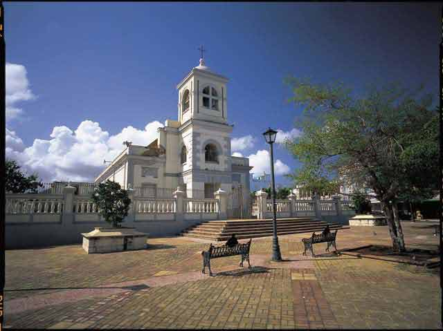 Plaza de Recreo de Fajardo