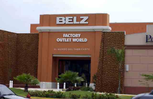 Belz Factory Outlet World
