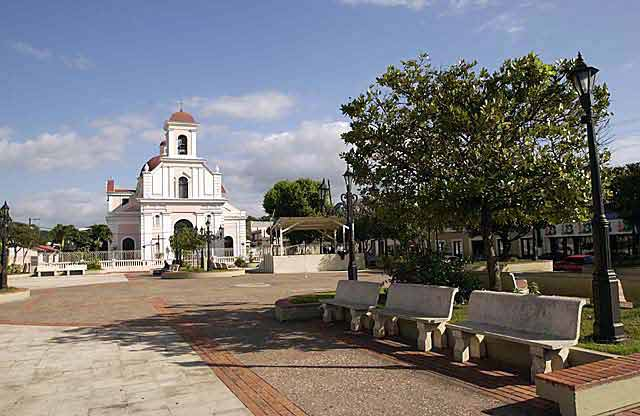 Plaza de Recreo Jose F. Nater