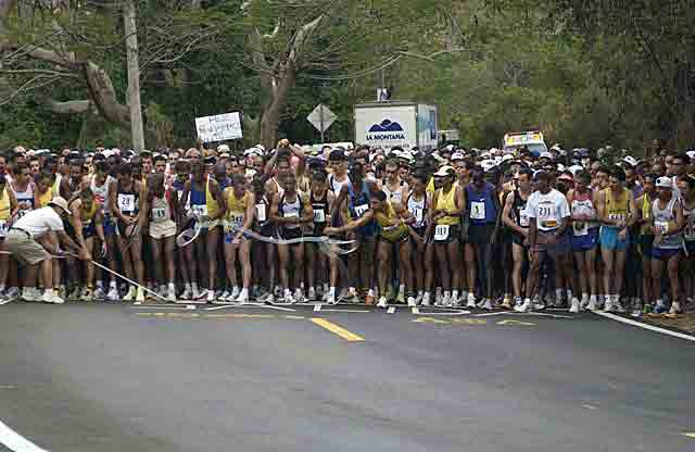 Maraton San Blas