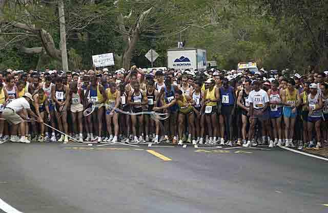 Maraton San Blas