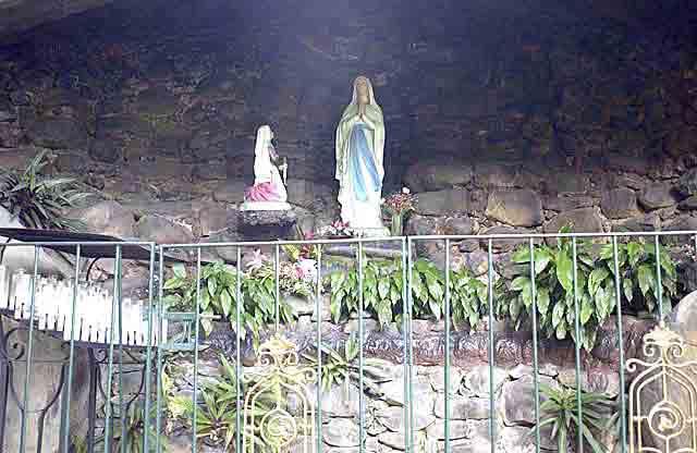 La Gruta de Lourdes