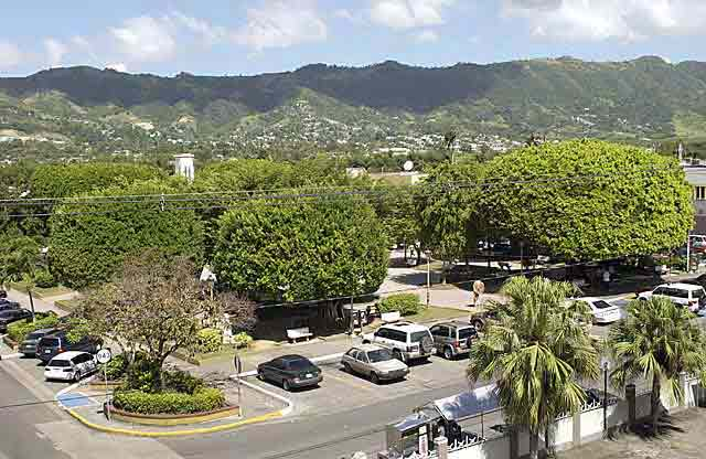 Plaza de Recreo Luis Munoz Marin