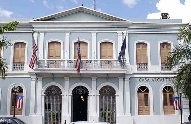 Caguas Mayor's Office and Caguas Museum