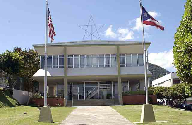 Mairie de Yabucoa &#40;Bureau d&#39accueil&#41;