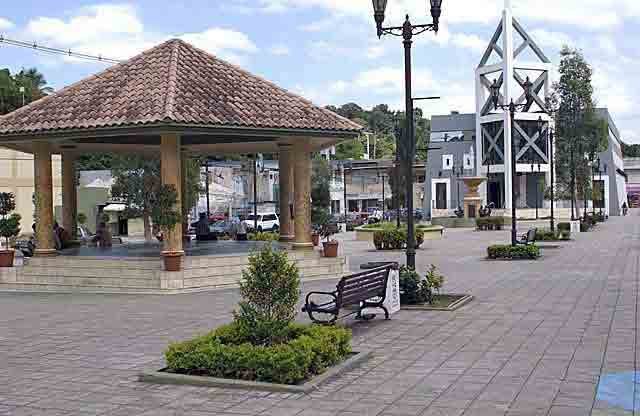 Plaza de Recreo de Naranjito