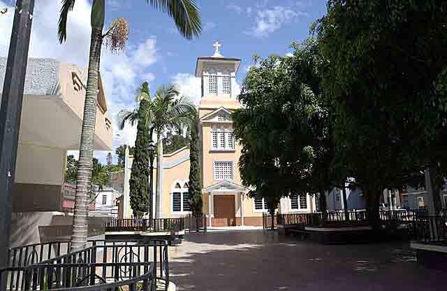 Plaza de Recreo de Orocovis
