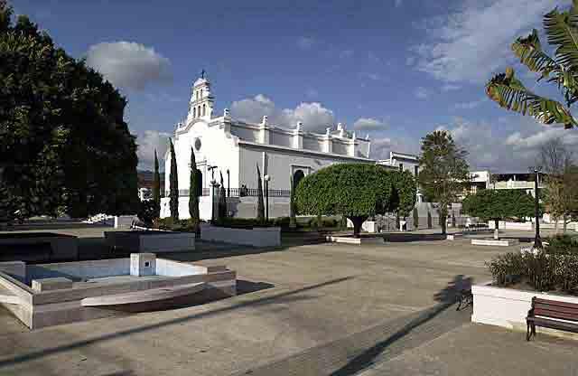 Iglesia Catolica San Blas de Illesca