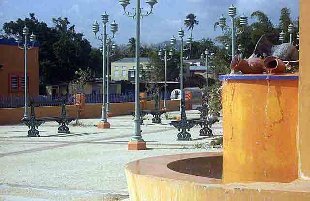 Plaza de Recreo Juan Rosa Martinez