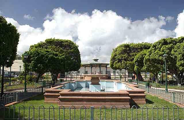 Plaza de Recreo de Loiza