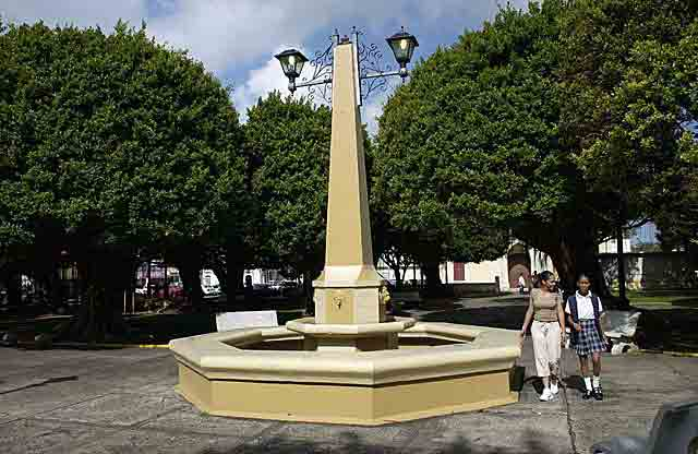 Plaza Publica de Naguabo