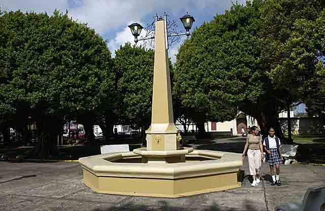 Plaza Publica de Naguabo