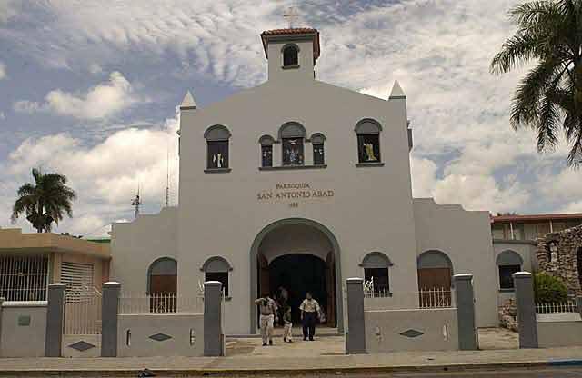 Iglesia San Antonio de Abad