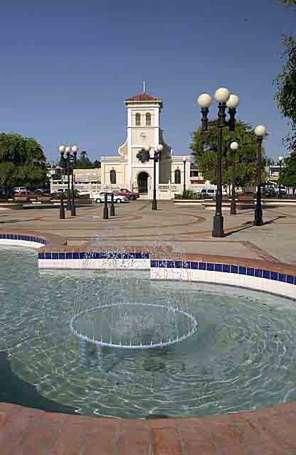 Plaza de Recreo Jose Ramon Millan