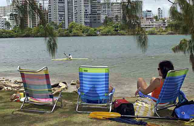 Parque Laguna del Condado