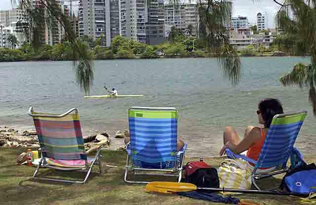 Parque Laguna del Condado