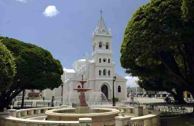 Plaza Luis Munoz Rivera