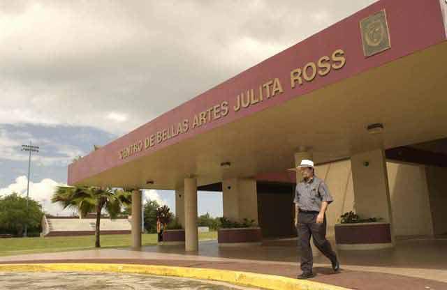 Anfiteatro Julita Ross