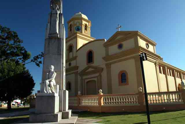 Parroquia San Miguel Arcangel