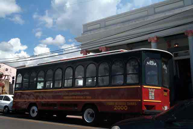 Yauco Trolley Tours