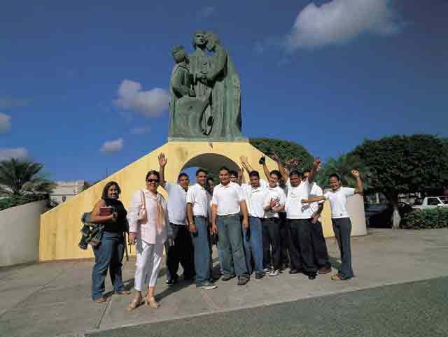 Monumento a los Tres Reyes Magos