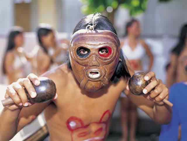 Festival Nacional Indigena de Jayuya