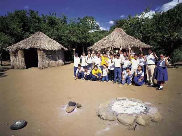 Centro Ceremonial Indigena de Tibes