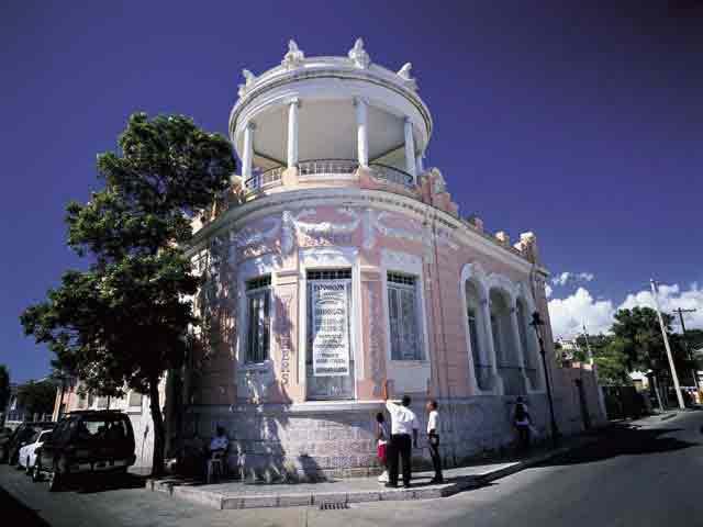 Museo Casa Wiechers Villaronga