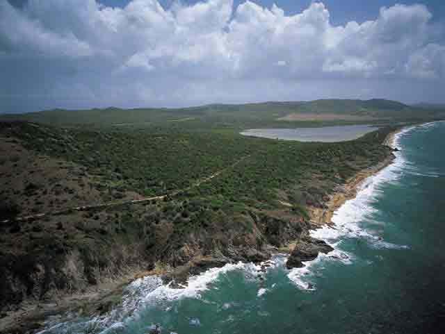 Laguna Playa Grande
