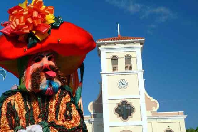 Festival de las Mascaras