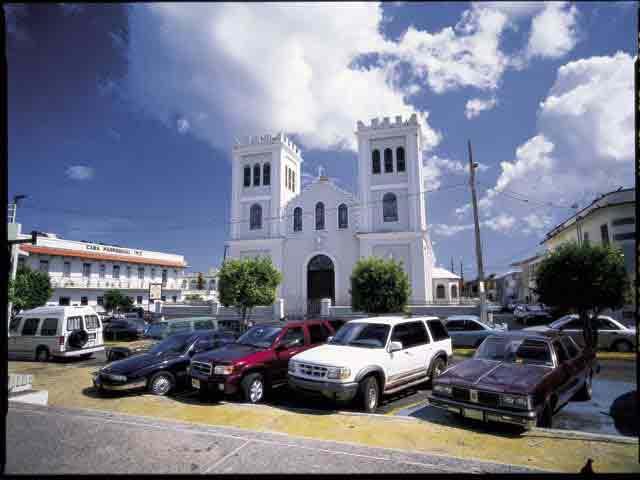Plaza de Recreo de Isabela