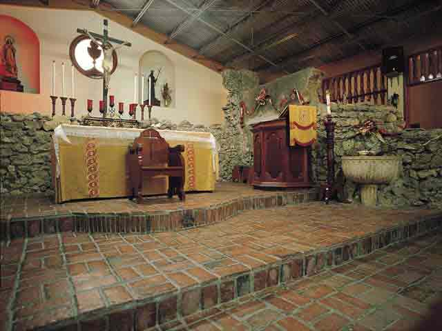 Ermita Espinar Ruins
